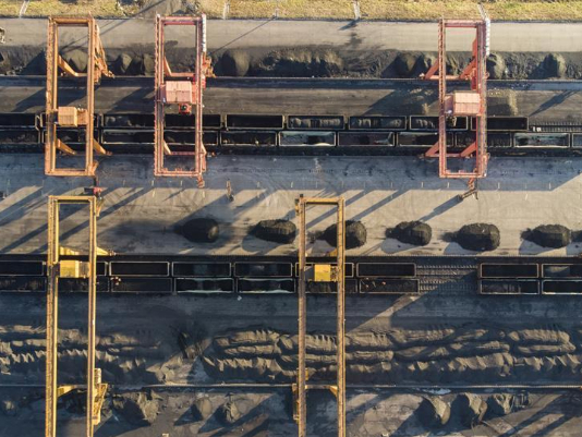 Import and export volume of Suifenhe Railway Port increases by 64 pct
