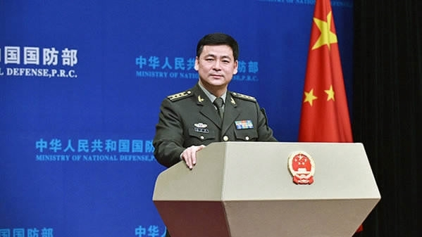 Chinese military urges US to revoke Taiwan arms sales plan