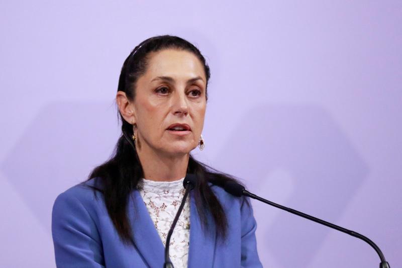 Mexico City Mayor Claudia Sheinbaum tests positive for COVID-19