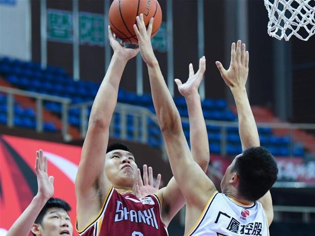 Shanxi Loongs ends losing streak in CBA