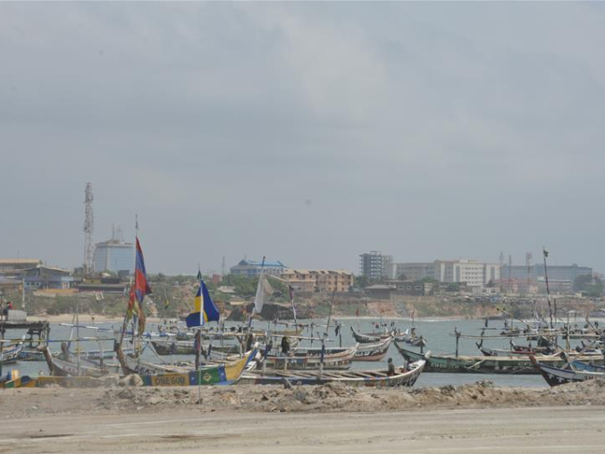 China-aided port to boost Ghana's fishing industry