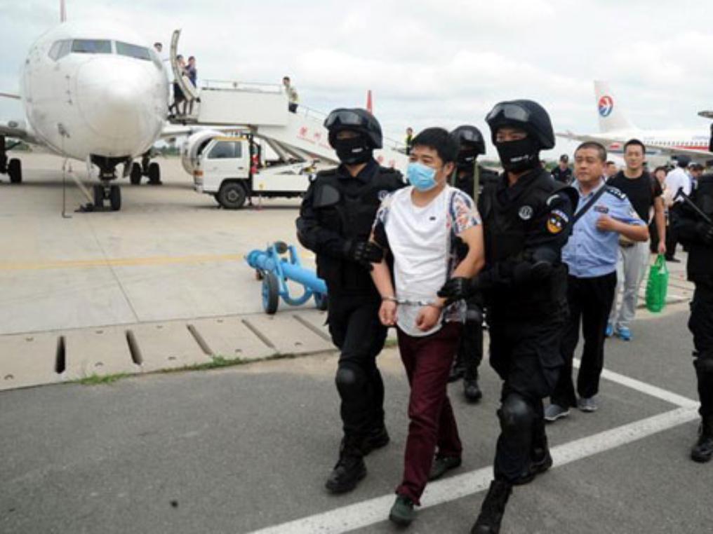 China slams US for defaming anti-corruption operation