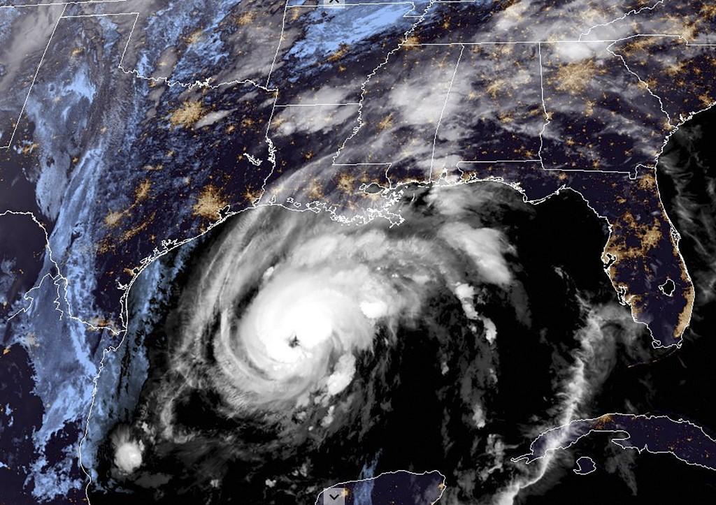 Hurricane Zeta slams into US Louisiana coast