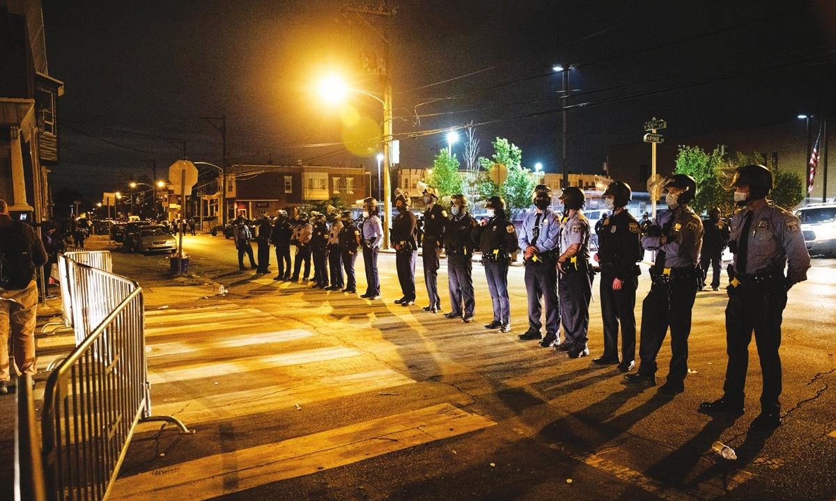 Philadelphia imposes curfew amid protests
