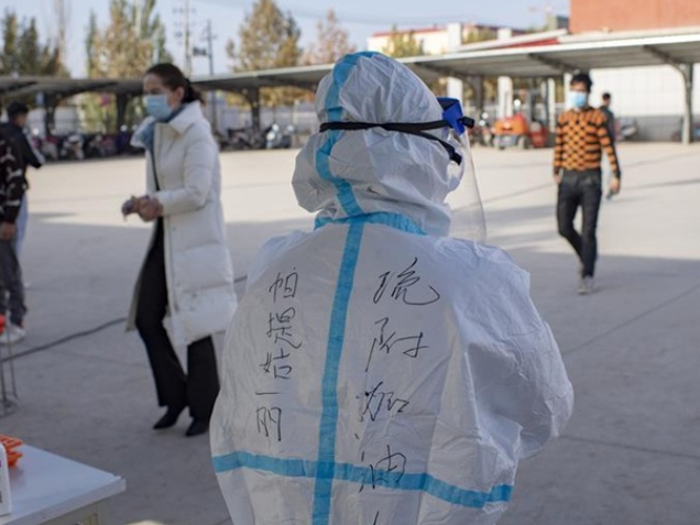 COVID-19 patients in Kashgar to transfer to Urumqi for better treatment