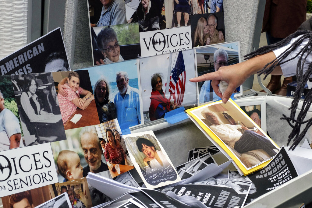 US Justice Department ramps up inquiry into NY care home deaths