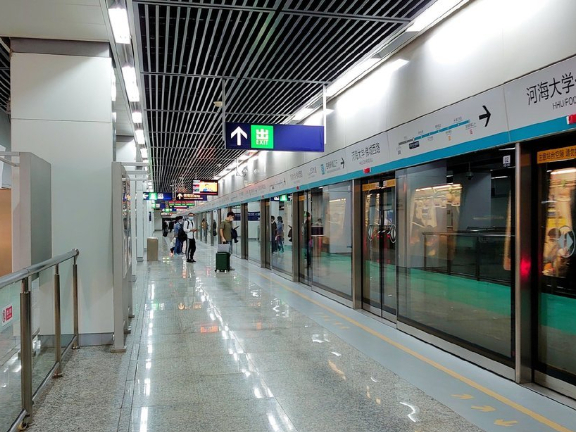 Nanjing subways offer 5G on 10 lines; more to come