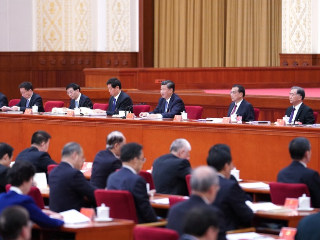 Xi addresses CPC symposium with non-Party members on drafting development proposals