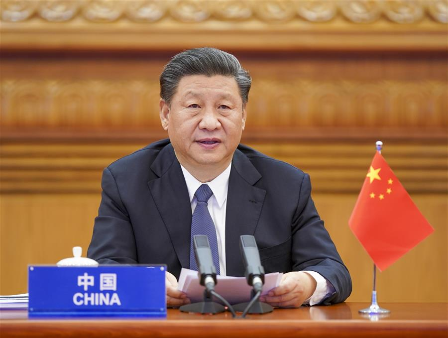 Xi stresses innovation as primary driving force for development