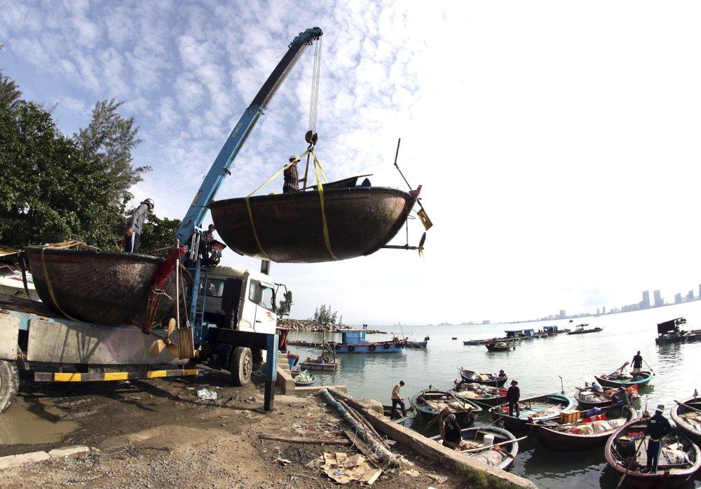Typhoon Molave leaves 23 dead, 47 missing in Vietnam