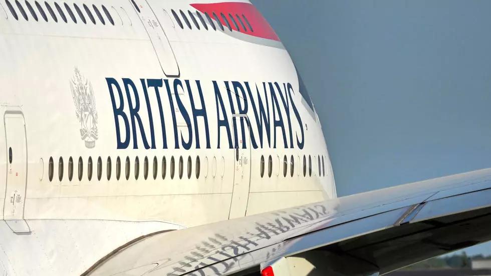 British Airways parent IAG logs vast loss on virus