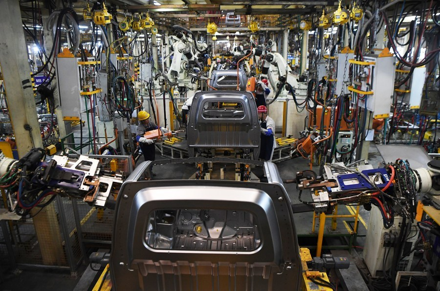 China's economic recovery picks up steam with improving key indicators