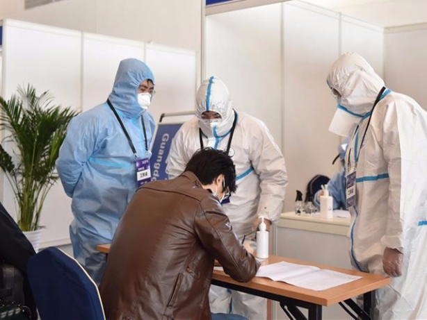 Travelers to China need to present negative results of nucleic acid and anti-body tests