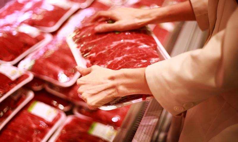 Coronavirus-infected imported pork enters local restaurant in Yantai, close contact tracing underway