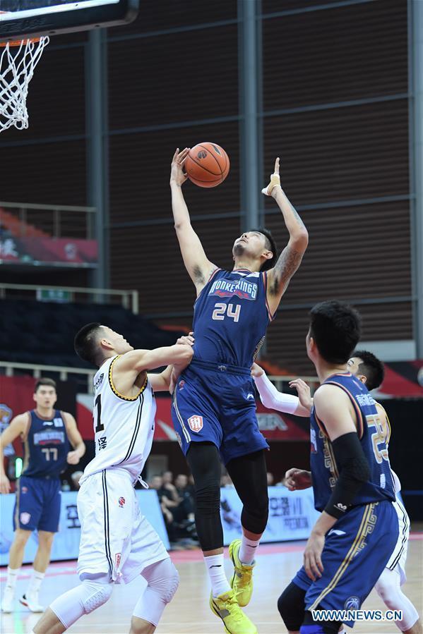 CBA: Liaoning Flying Leopards vs. Nanjing Monkey Kings