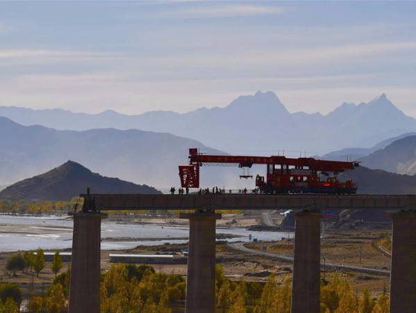 Construction of Sichuan–Tibet railway to boost local development and border stability
