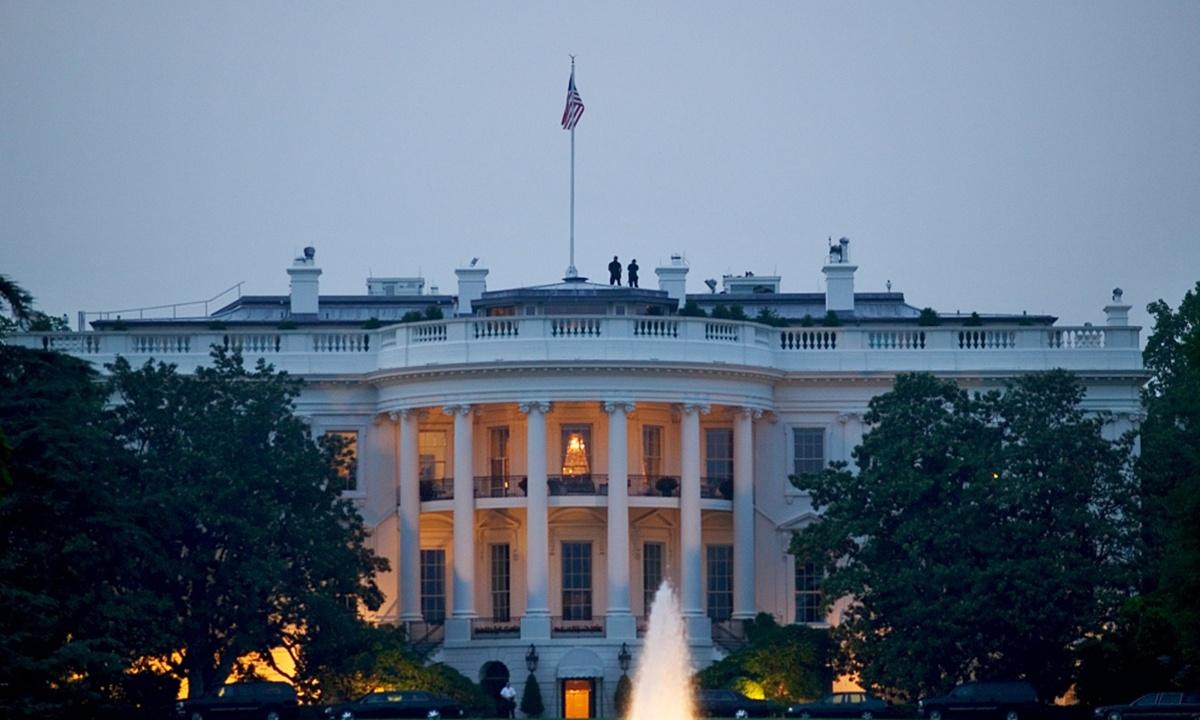 Failing US leadership shakes American faith in democracy