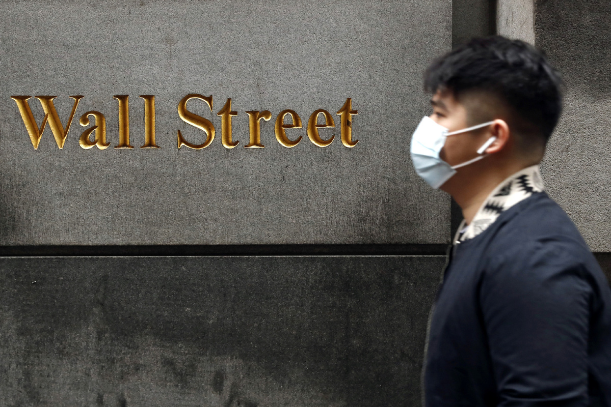 Wall Street notches biggest weekly loss since March as COVID-19 cases spiral