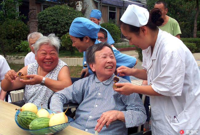 China requires improved response to public health emergencies in nursing homes