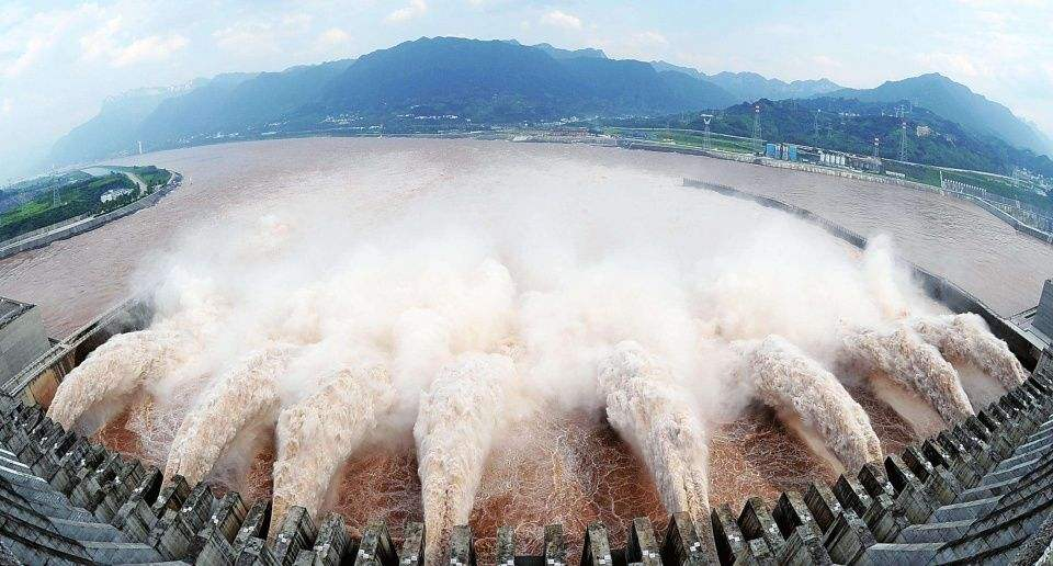 Three Gorges Project gets 'completion acceptance'