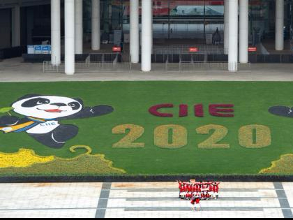 CIIE preparations gear up with stringent epidemic control