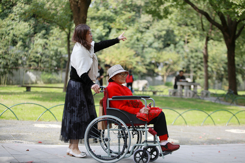 China's Jiangsu faces severely aging population