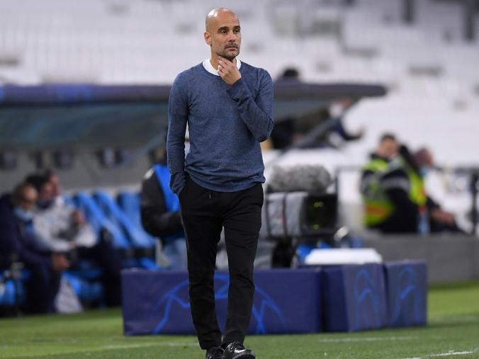 Guardiola rules out Barca return