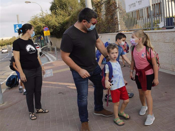 Israel reports 721 new COVID-19 cases, 314,422 in total