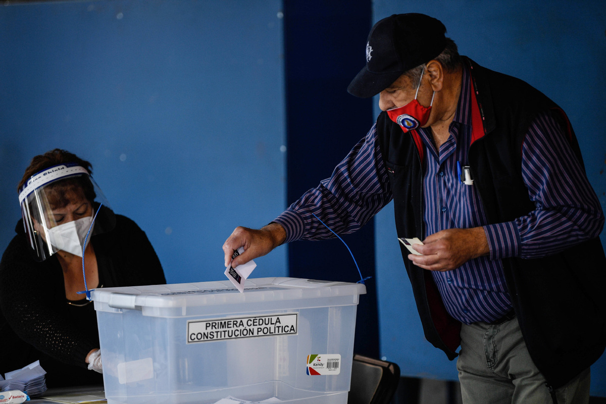 Chile looks to new constitution for stability
