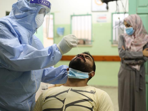 Iran's daily COVID-19 death toll hits record high as Lebanon, Gaza call for total lockdown
