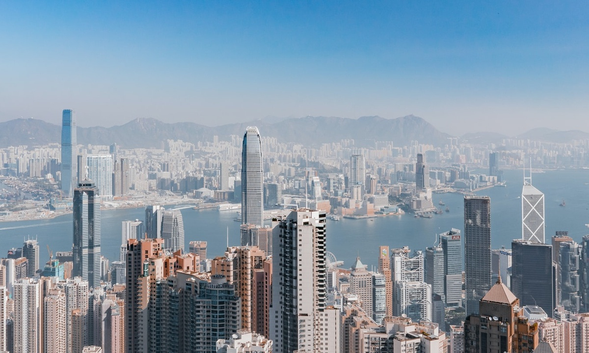 HK needs to consolidate position as international financial center