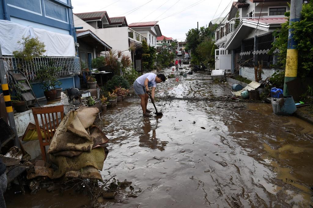 Typhoon Goni to hit Laos