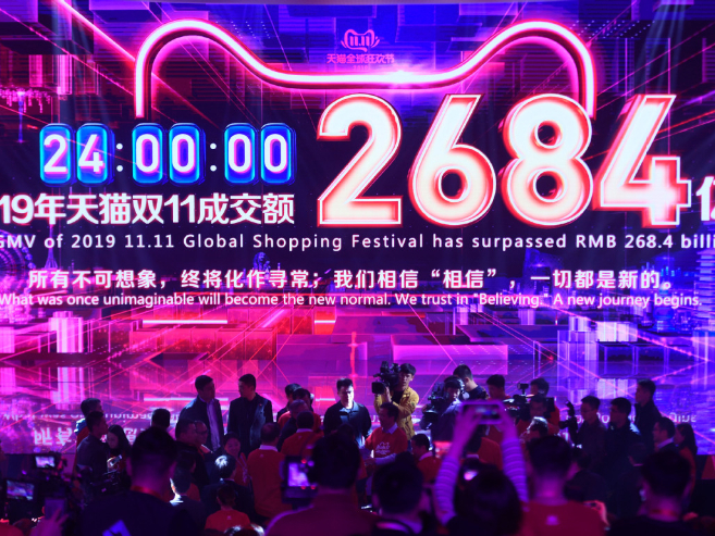 Singles Day shows new consumption trends