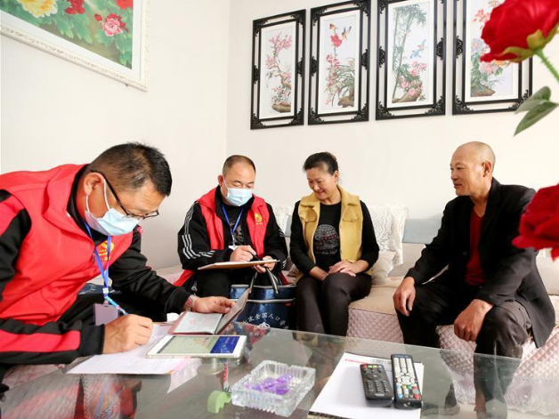 China's 7th national population census aided by technology