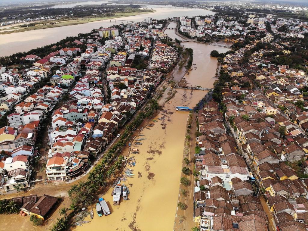 Typhoon Molave leaves 36 dead, 46 missing in Vietnam