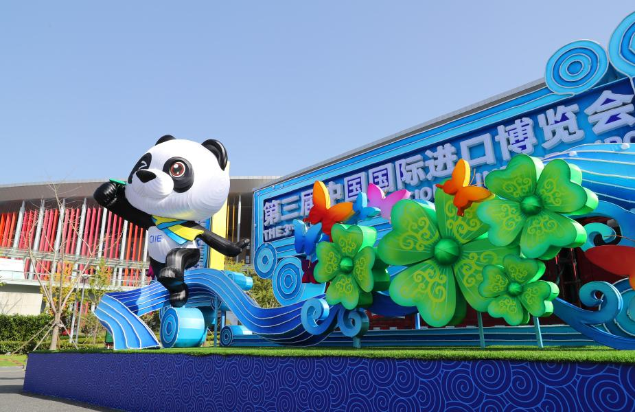 Multinational companies vote for China by flocking to Shanghai's import expo