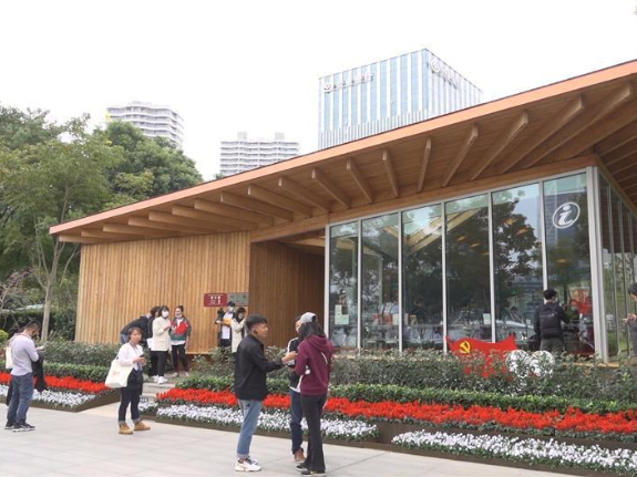 Pudong finds new ways to delight, innovate