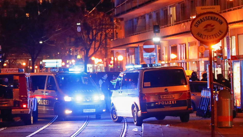 Vienna shooting: 5 killed, gunmen hunted after deadly 'terror' attack