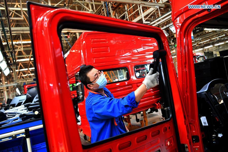 Shaanxi Automobile Holding Group produces 198,000 vehicles in Jan. -Oct.