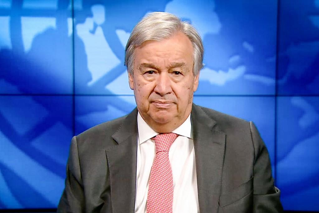 UN chief voices concern over attacks in Vienna
