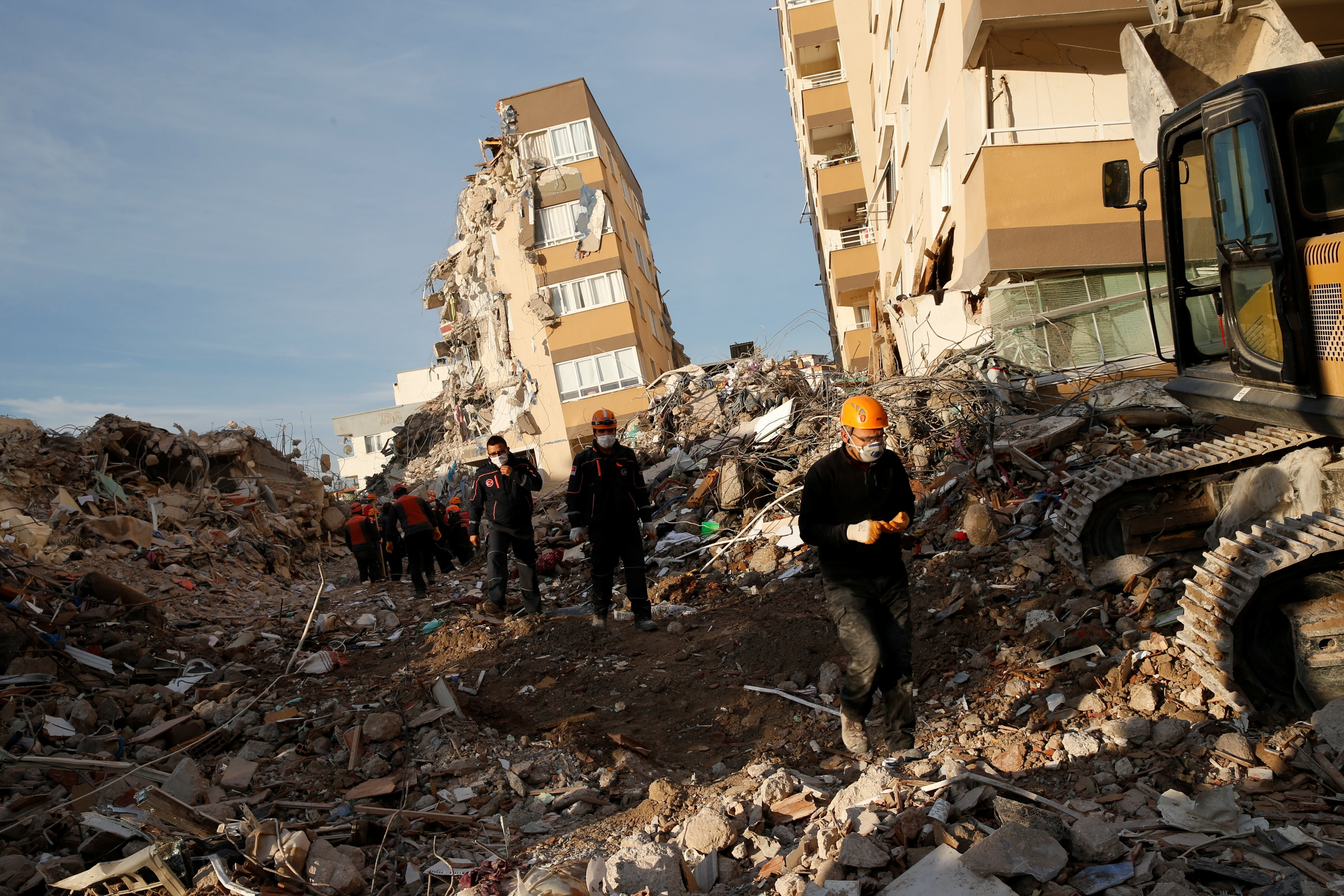 Death toll up to 114 in Turkey's earthquake, rescue completed