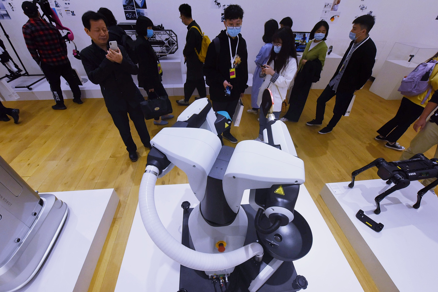 China Innovation Index reaches new high in 2019