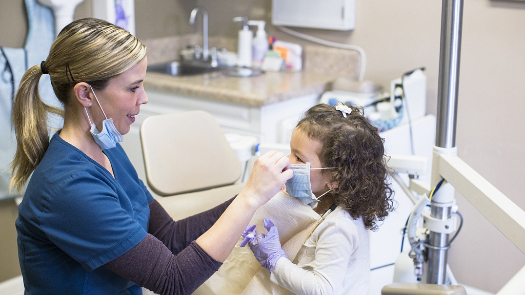 Over 850,000 children in US test positive for COVID-19