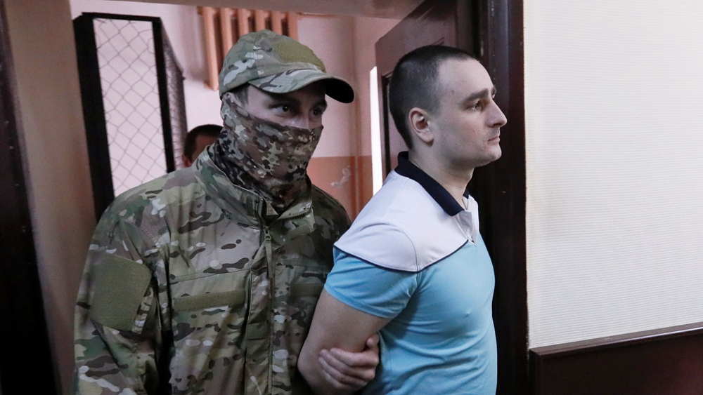 Ukrainian president discusses prisoner swap in Donbas with ICRC chief