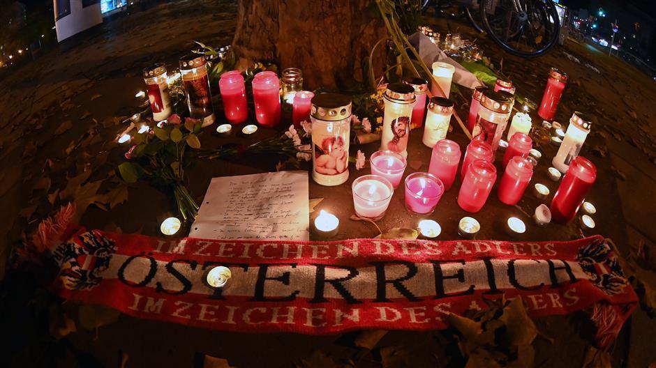 2 arrested in Switzerland over Vienna attack