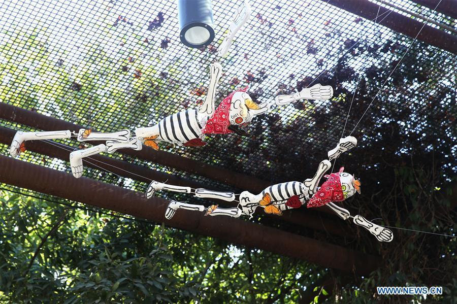 Day of the Dead marked in San Antonio, Texas