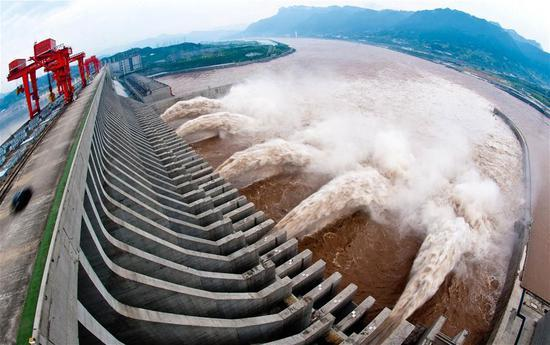 Three Gorges project certified as complete, fully functioning
