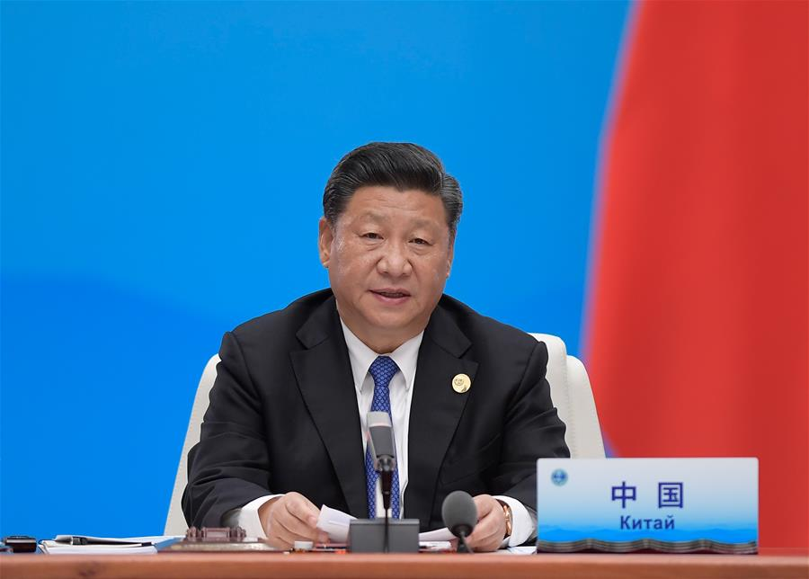 President Xi to attend 20th SCO summit via video link