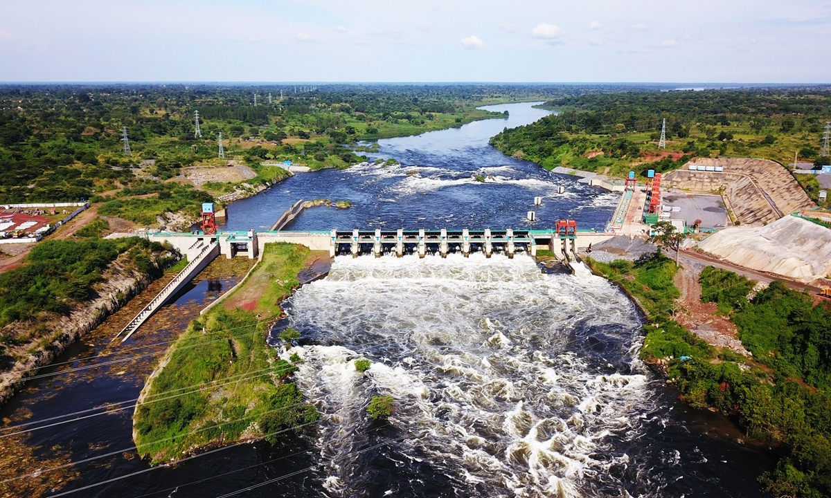 BRI hydropower projects around the world focus on green construction, operation