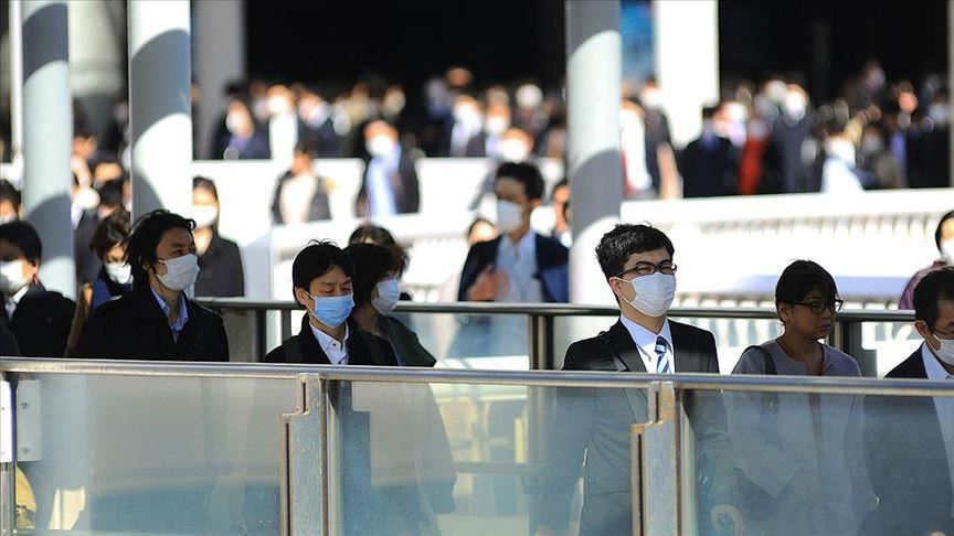 Japan's daily COVID-19 cases top 1,000 for 1st time since Aug. 21